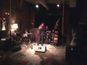 Mike Malone with Chris Platt Trio