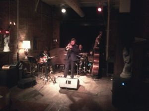Mike Malone with Chris Platt Trio
